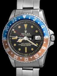 "Rolex ""The Full set Gilt GMT ref. 1675"" 3"