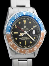 "Rolex ""The Full set Gilt GMT ref. 1675"" 4"