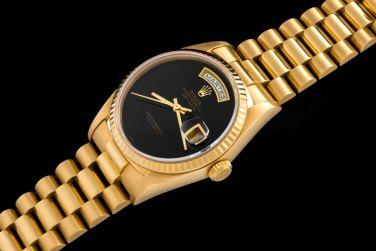 "Rolex ""The full set Onyx Day-Date ref. 18238"" 0"