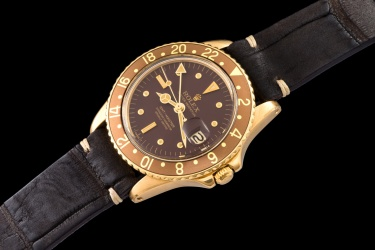 "Rolex ""The gold GMT ref. 1675"" 0"