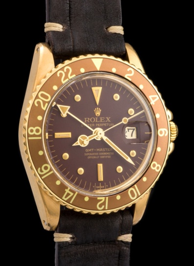 "Rolex ""The gold GMT ref. 1675"" 4"