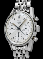 "Heuer ""The Steel Carrera"" 2"