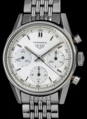 "Heuer ""The Steel Carrera"" 3"
