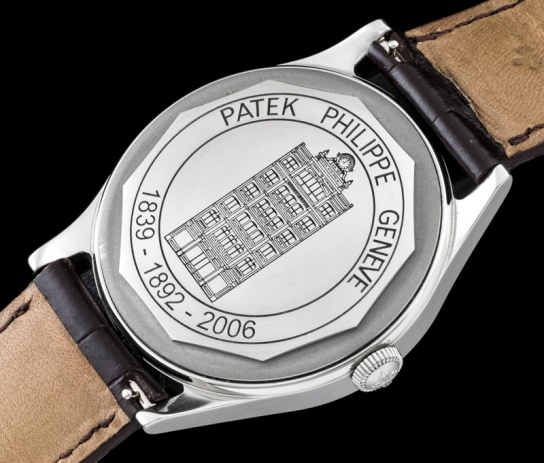 "Patek Philippe ""The full set steel 5565"" 5"