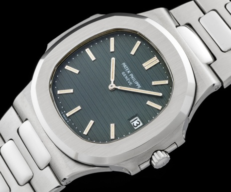 "Patek Philippe ""The Steel Nautilus ref. 3700"" 1"