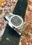 "Patek Philippe ""The Steel Nautilus ref. 3700"" nat 2"