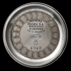 "Rolex ""The Pulsometric Barilotto ref. 4048"" 7"