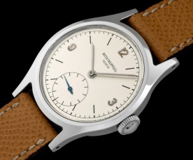 Patek Philippe The steel Calatrava ref. 565 1
