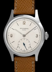 Patek Philippe The steel Calatrava ref. 565 3