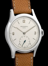 Patek Philippe The steel Calatrava ref. 565 4