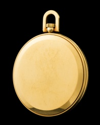 "Patek Philippe ""The yellow gold Worldtime pocketwatch retailed by Gübelin"" 4"