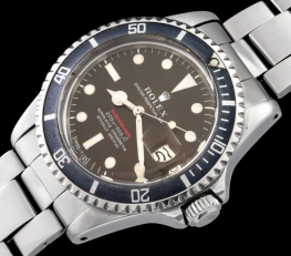 "Rolex ""The Chocolate Brown Red Submariner ref. 1680"""