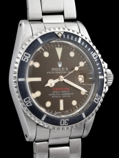 """Rolex """"The Chocolate Brown Red Submariner ref. 1680"""""""