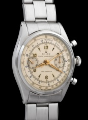 "Rolex ""The steel Chronograph ref. 4500 4"