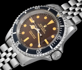 "Rolex ""The Tropical Submariner ref 5513"" 1"