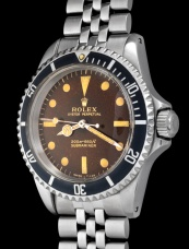 "Rolex ""The Tropical Submariner ref 5513"" 2"