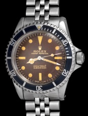 "Rolex ""The Tropical Submariner ref 5513"" 3"