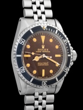 "Rolex ""The Tropical Submariner ref 5513"" 4"