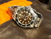 "Rolex ""The Tropical Submariner ref 5513"" nat 1"