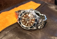 "Rolex ""The Tropical Submariner ref 5513"" nat 2"