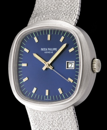 "Patek Philippe ""The white gold Beta 21 ref. 3587/1"""
