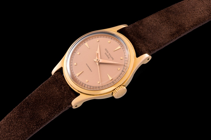 "Patek Philippe ""The pink gold ref. 2508 retailed by Hausmann"""