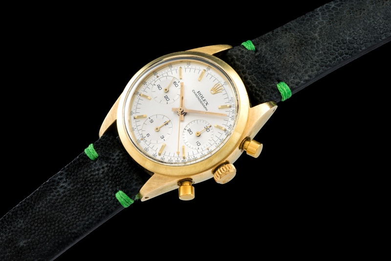 "Rolex ""The Gold Pre-Daytona ref. 6238"""