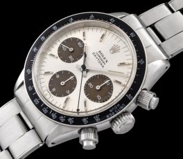 Rolex The Tropical Brown registers Daytona ref. 6240 1
