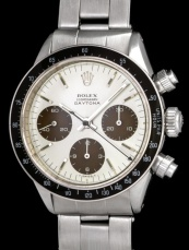 Rolex The Tropical Brown registers Daytona ref. 6240 3