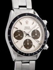 Rolex The Tropical Brown registers Daytona ref. 6240 4