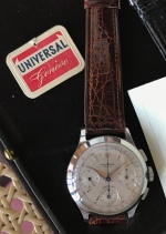 """Universal """"The NOS full set """"Compax"""" ref. 22493"""""""
