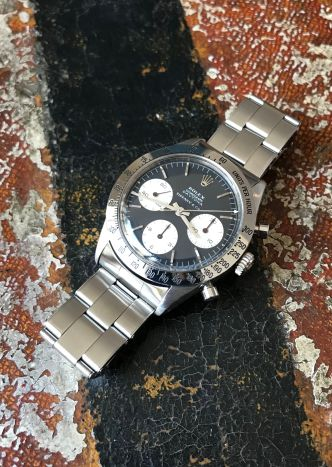 "Rolex ""The steel Daytona ref. 6239 retailed by Tiffany"""