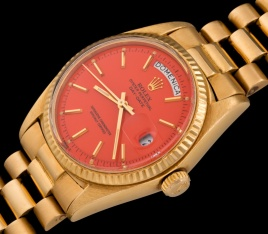 """Rolex """"The Lobster Stella dial Day-Date ref.1803""""Rolex """"The Lobster Stella dial Day-Date ref.1803"""""""