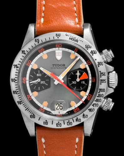 "Tudor ""The steel Home Plate ref 7032/0"""