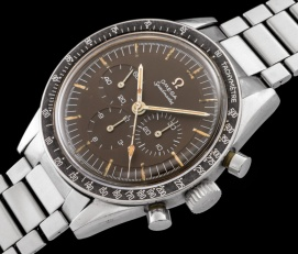"""Omega """"The Tropical brown Speedmaster ref. 105003"""""""