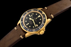 "Rolex ""The Gold Submariner ref. 1680"""