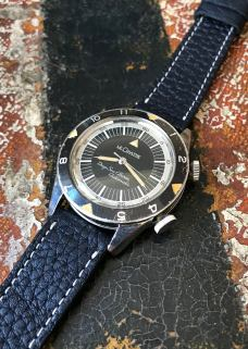Jaeger LeCoultre The DeepSea Alarm ref. E857 natural 1