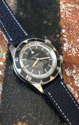 Jaeger LeCoultre The DeepSea Alarm ref. E857 natural 2