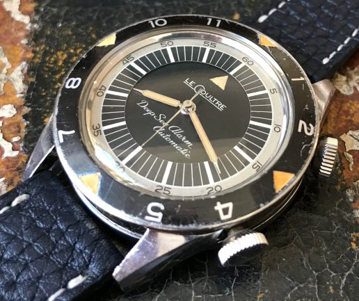 Jaeger LeCoultre The DeepSea Alarm ref. E857 natural 3