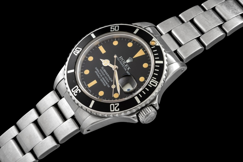 "Rolex ""The Full set Submariner ref. 16800"" 0"