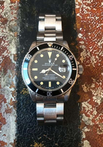 "Rolex ""The Full set Submariner ref. 16800"" 12"