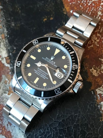 "Rolex ""The Full set Submariner ref. 16800"" 13"