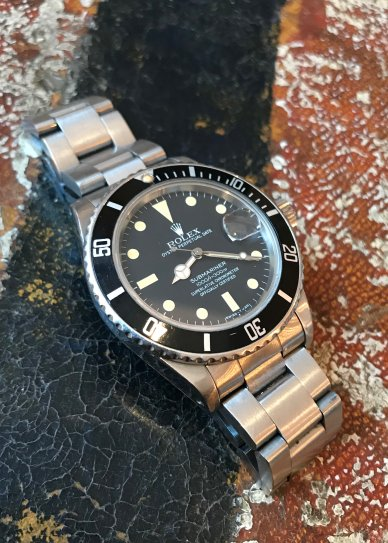 "Rolex ""The Full set Submariner ref. 16800"" 14"