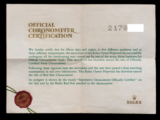 Rolex The Full set Meters First gold Submariner ref. 1680 13