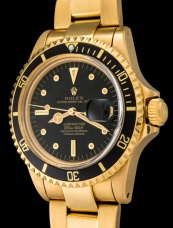 Rolex The Full set Meters First gold Submariner ref. 1680 2