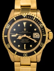 Rolex The Full set Meters First gold Submariner ref. 1680 3