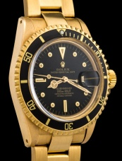 Rolex The Full set Meters First gold Submariner ref. 1680 4