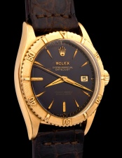 Rolex The gold Tropical Date-Just ref. 6609 4