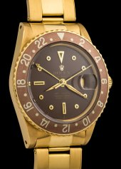 Rolex The Transitional Gold GMT-Master ref. 1675 4