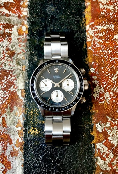 "Rolex ""The Floating Daytona ref. 6240"" 12"